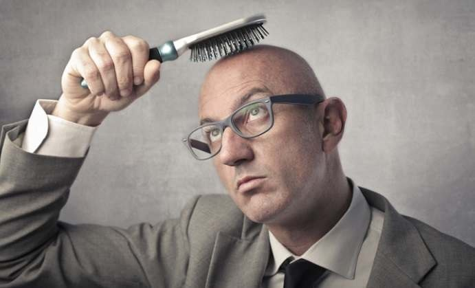 Treating Stress Related Hair Loss