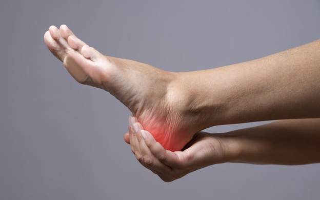 Treatment Options For Heel Pain