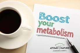 NATURAL WAYS TO BOOST YOUR METABOLISM