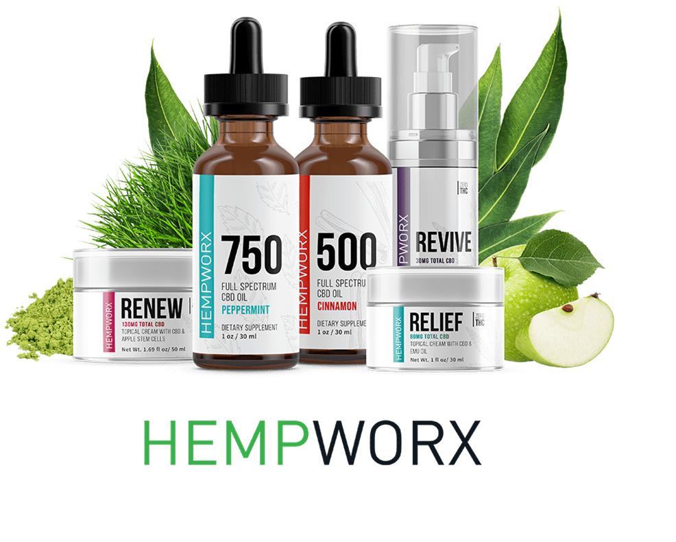Everything You Should know about Hempworx